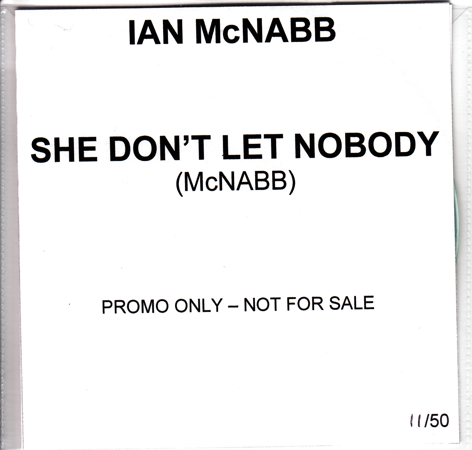 Ian McNabb - Great Things